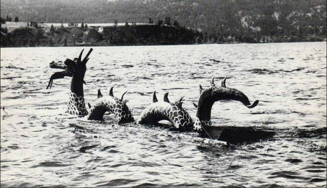 Kelowna's lake creature: a brief history of the Ogopogo