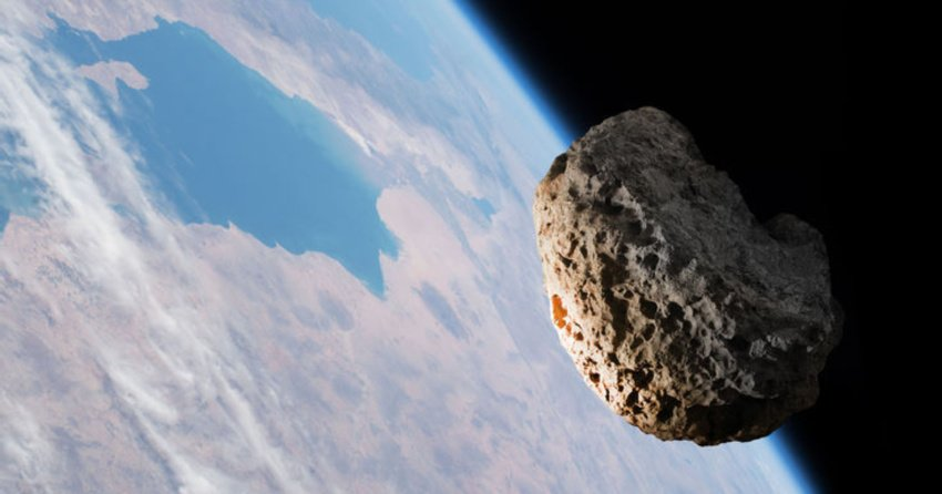 A massive asteroid will safely pass by Earth today