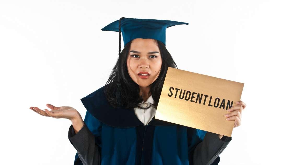 Was passiert, wenn Sie auf ein Studentendarlehen Standard
