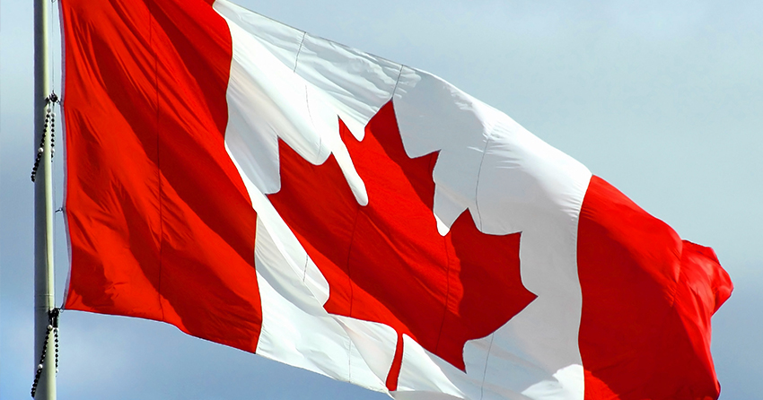 Canada's flag turns 55 today