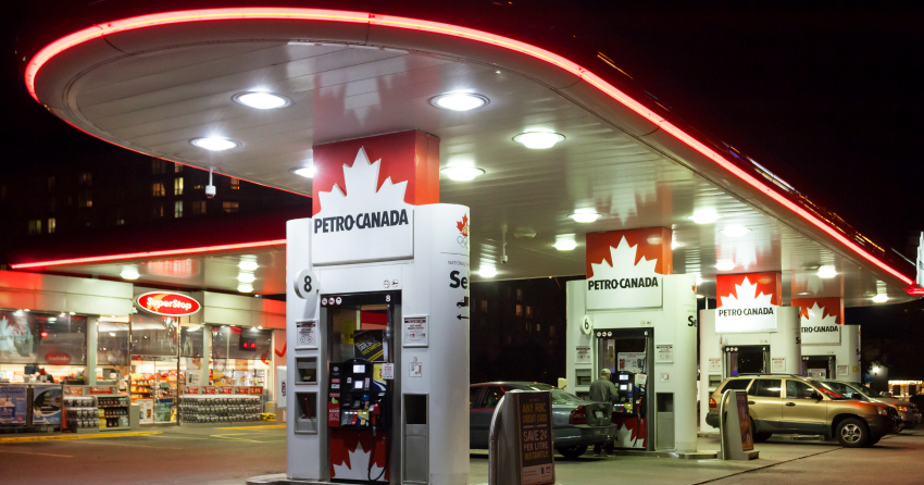 BC gas prices to rise as carbon tax increase combines with