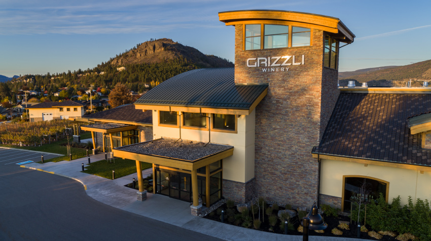 Enjoy an outdoor market at a winery this weekend in West Kelowna