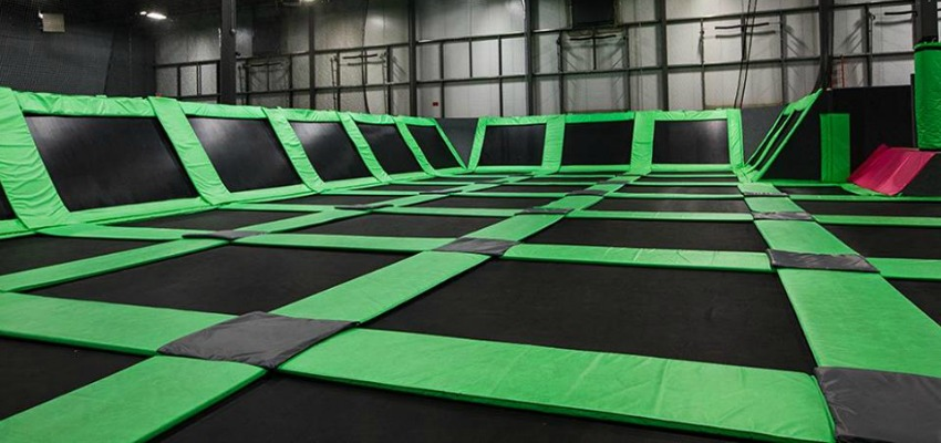 Jump 360 Is Opening This Month And It Sounds Like A Blast