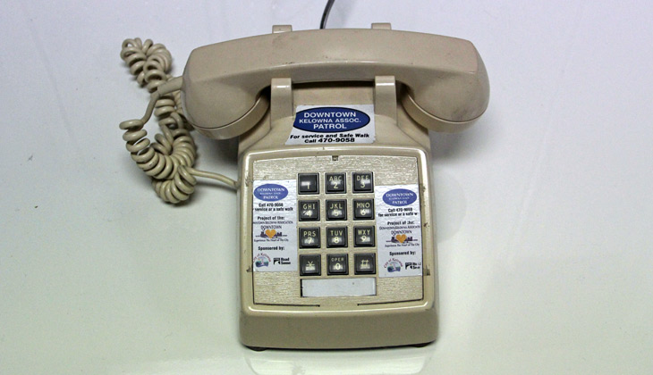 Should Telephone Landlines Make Like The Penny And Disappear