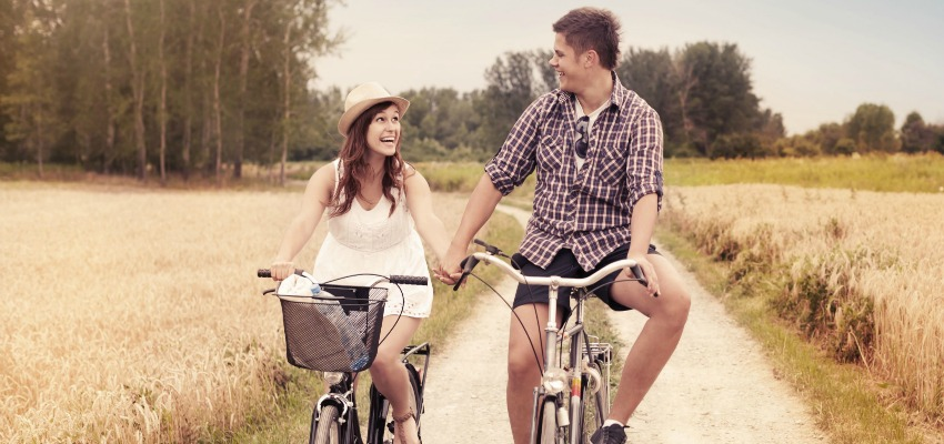 Bicycle dating service