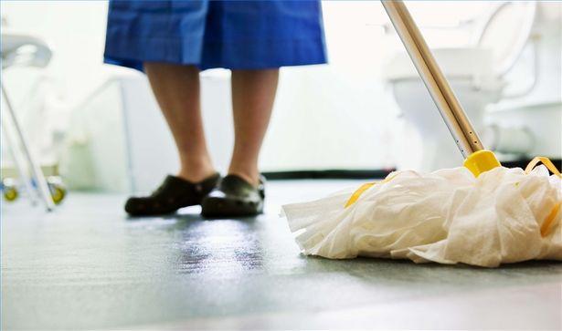 Never Mop Your Floor Again