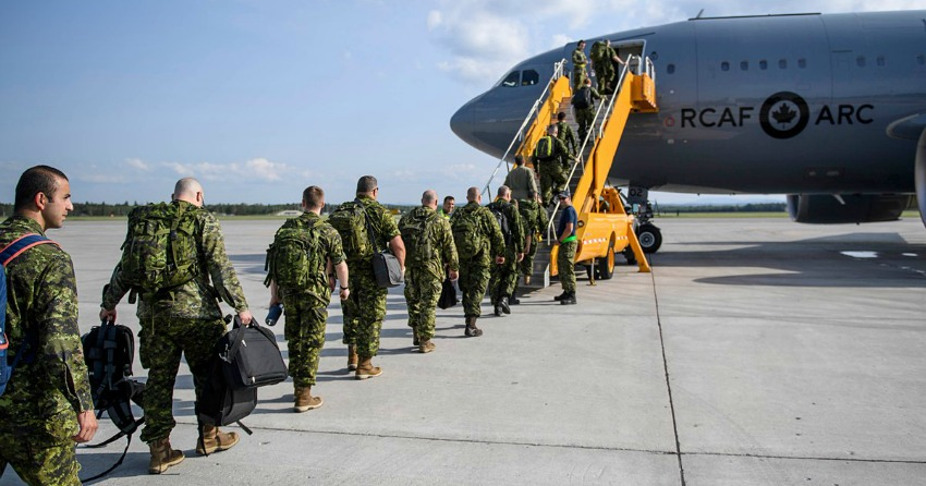 Canadian military unveils rules for recreational cannabis use