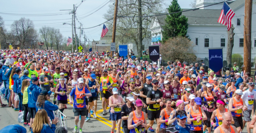 Kelowna runner finishes top of her age group at the Boston Marathon