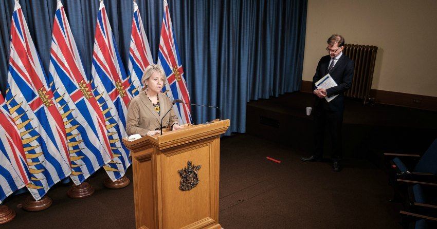 BC records 564 new COVID-19 cases as hospitalizations continue to fall