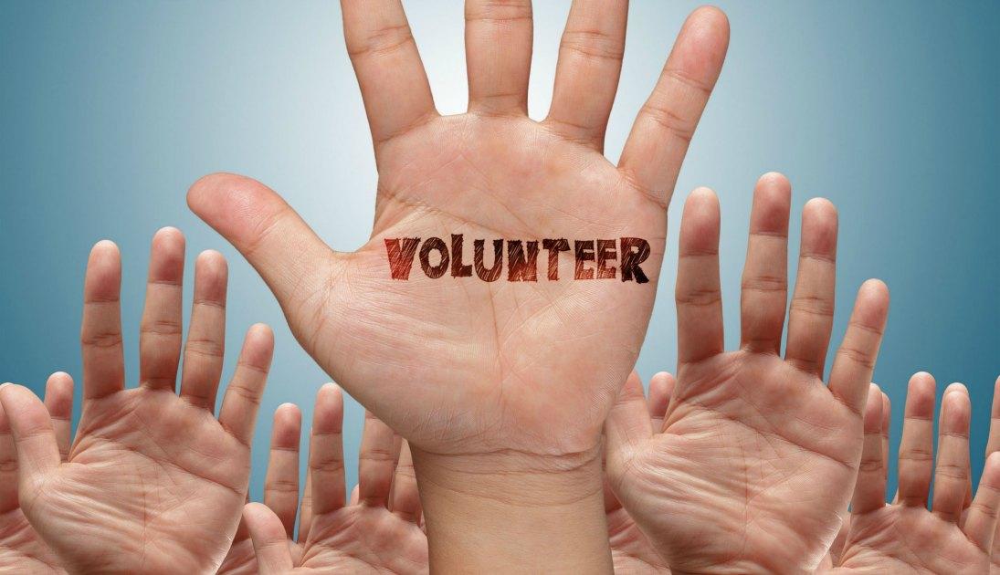 volunteering at a church essay