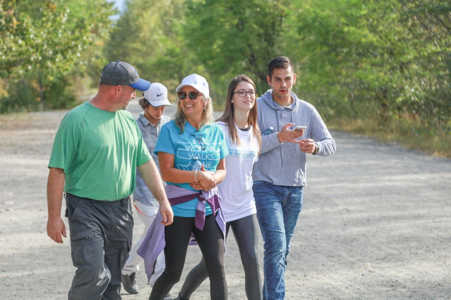 The 7th annual Walk of Hope scheduled for the first weekend of September