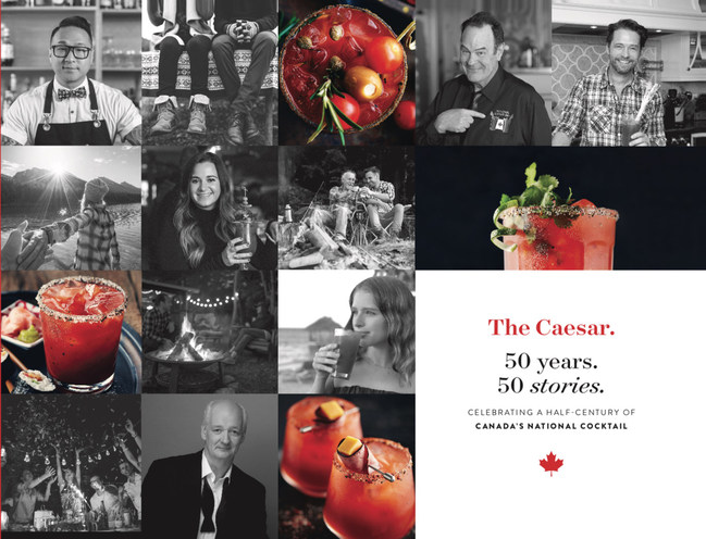 Kelowna woman featured in epic Canadian caeser book