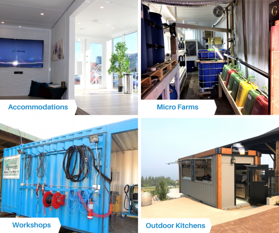 10 Questions We Ask Clients Wanting Container Structures