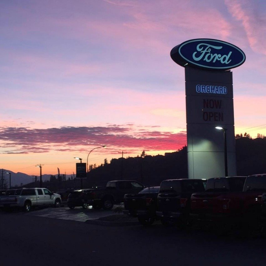 <who> Photo Credit: Orchard Ford Kelowna Facebook