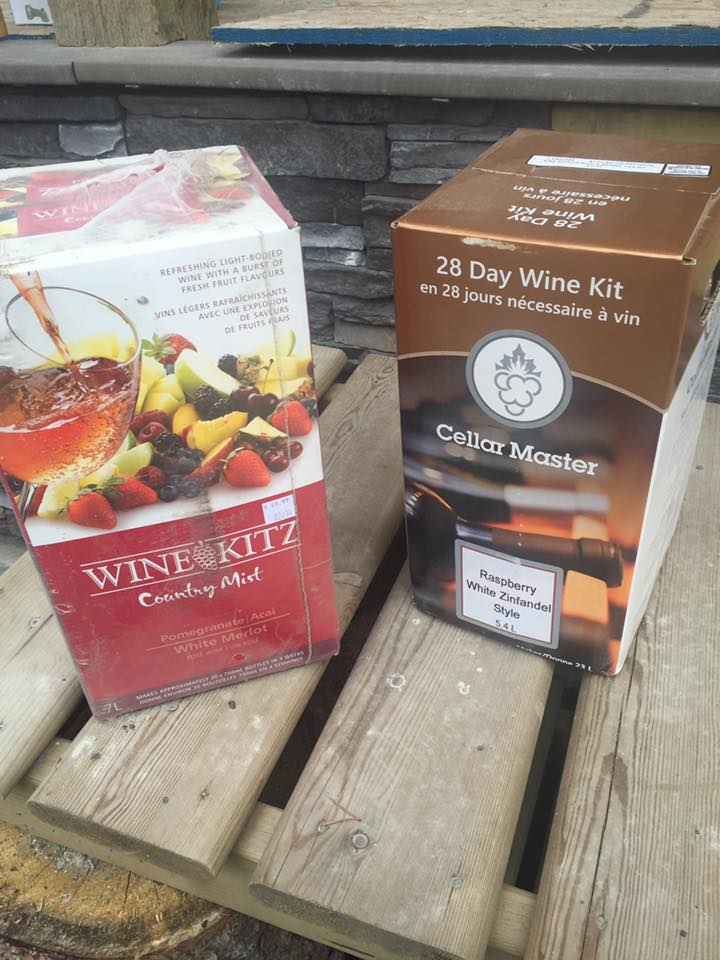 "<who> ""My mom didn't pack any underwear or really any clothes for herself but she remembered to bring her wine making kits!"" said Larissa Kresse."