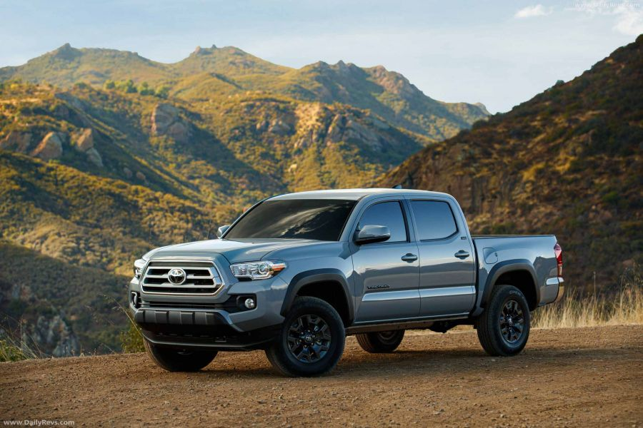 </who>Toyota Tacoma trucks are a pandemic bestseller.