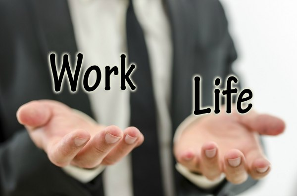work and the private life