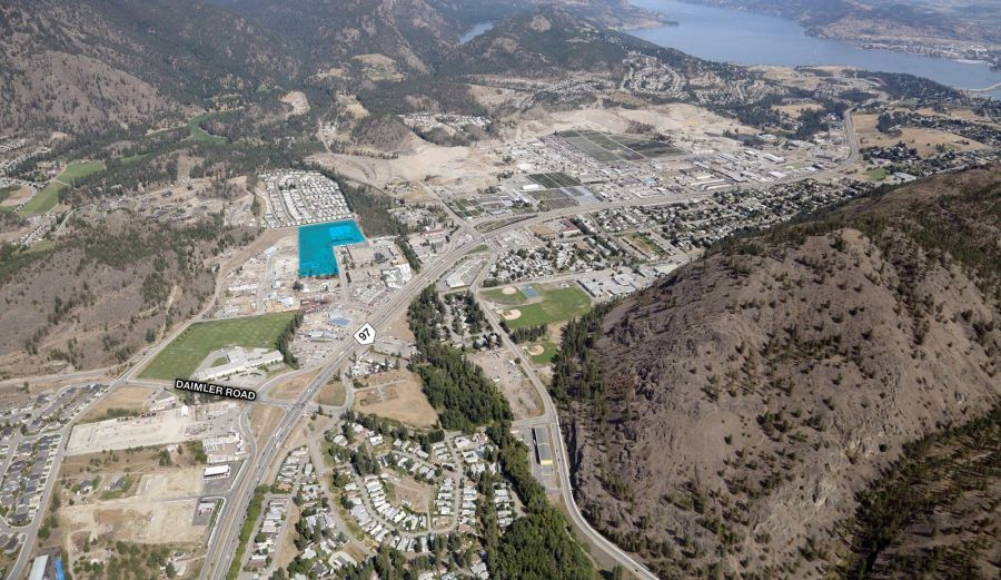 New industrial development primed to bring hundreds of jobs to West Kelowna