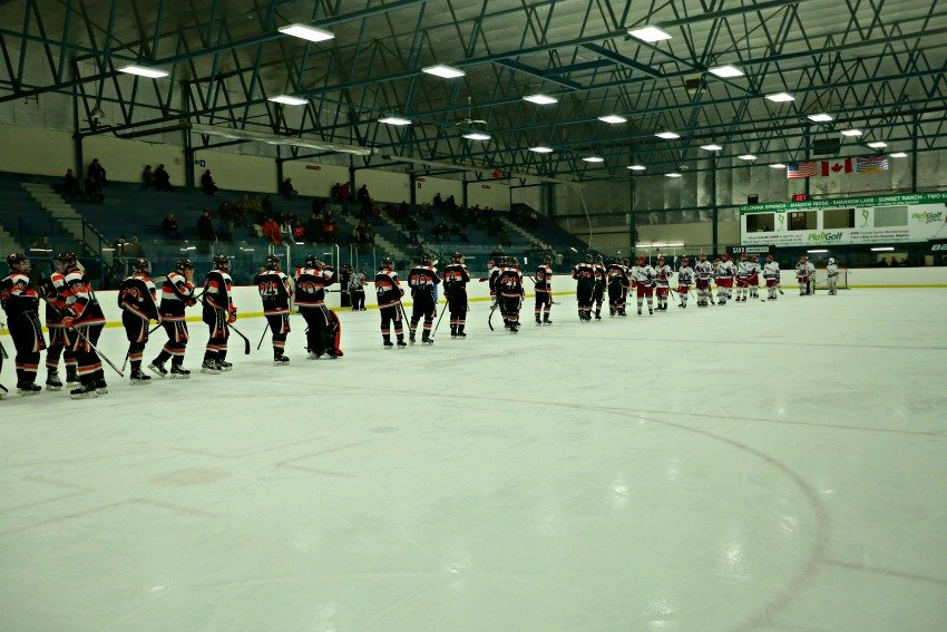 Kelowna midget hockey tournament