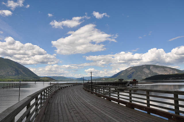 Salmon Arm Among the Top 10 Canadian Cities to Retire In