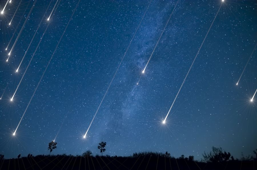 The Geminid Meteor Shower Will Streak Across Vancouver Skies