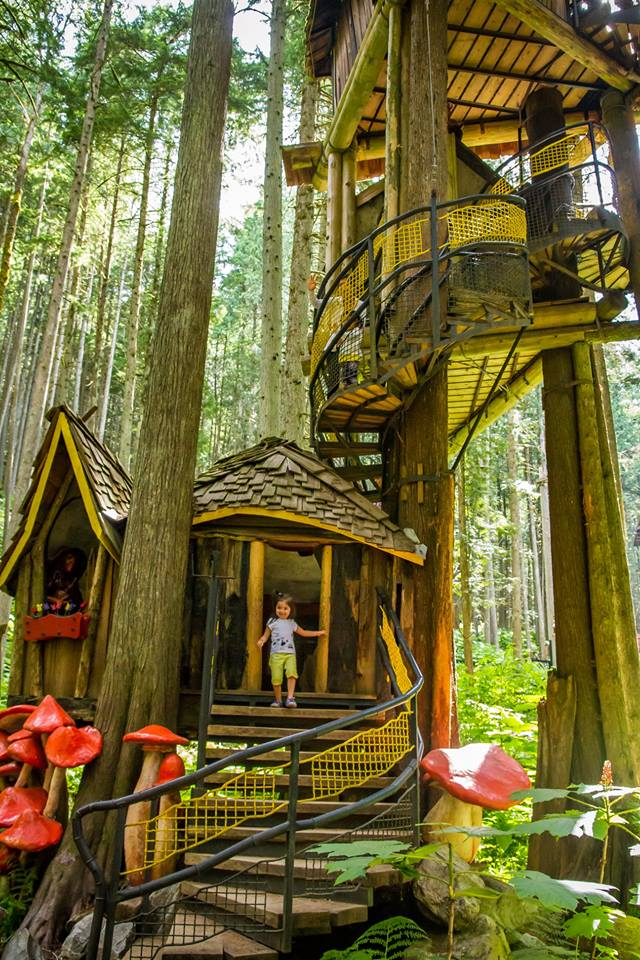 The Enchanted Forest in BC will reopen for the season next ...May In Enchanted