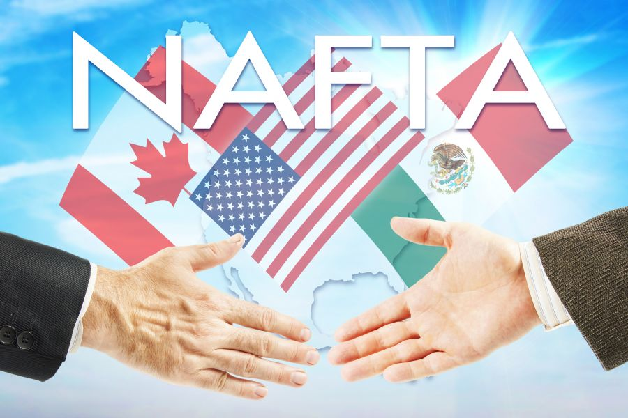 Donald Trump decides to keep Nafta for now
