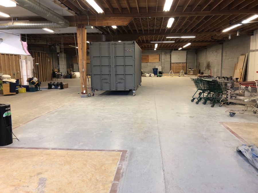 Another temporary winter shelter is opening soon in Kelowna