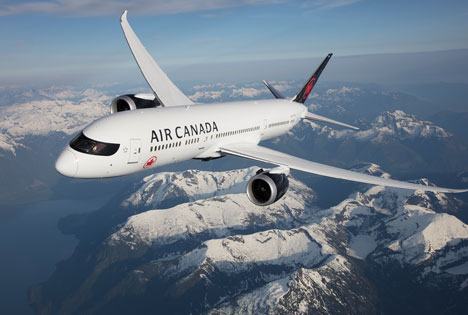 <who> Photo Credit: Air Canada