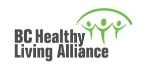 >who> BC Healthy living Alliance </who>
