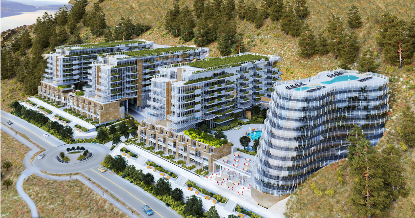 Public hearing date set for massive West Kelowna development
