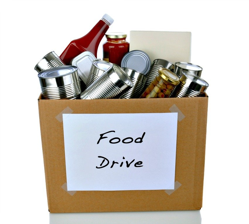 Kelowna Food Bank Drop Off