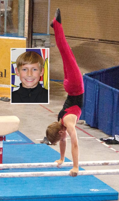 <who>Contributed </who>OGC's Brent Rambold claimed gold in Level 2 (11-12-year-olds).