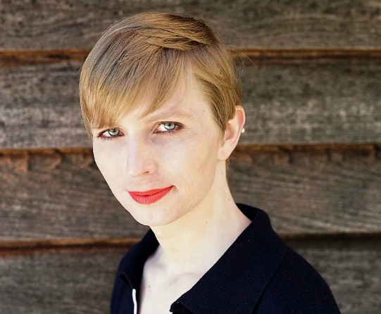 <who> Photo Credit: Tim Travers Hawkins </who> Chelsea Manning.