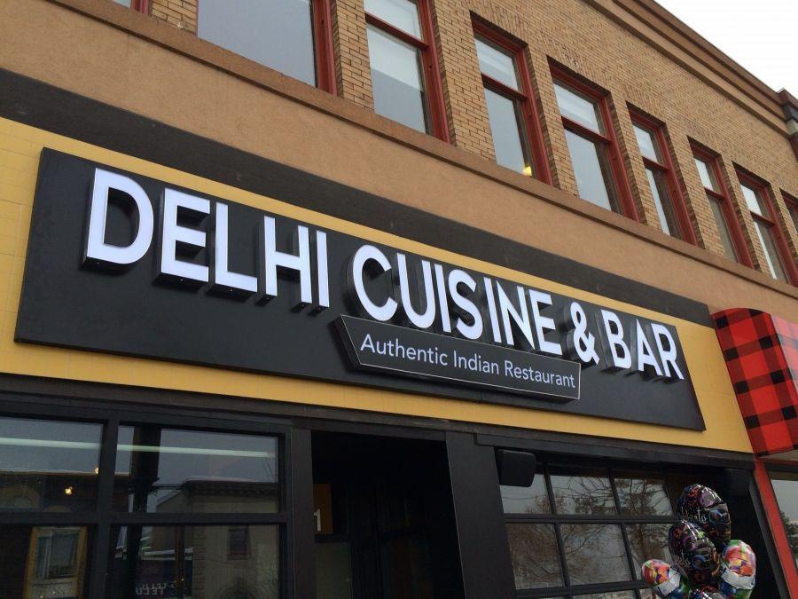 Indian Food Downtown Kelowna