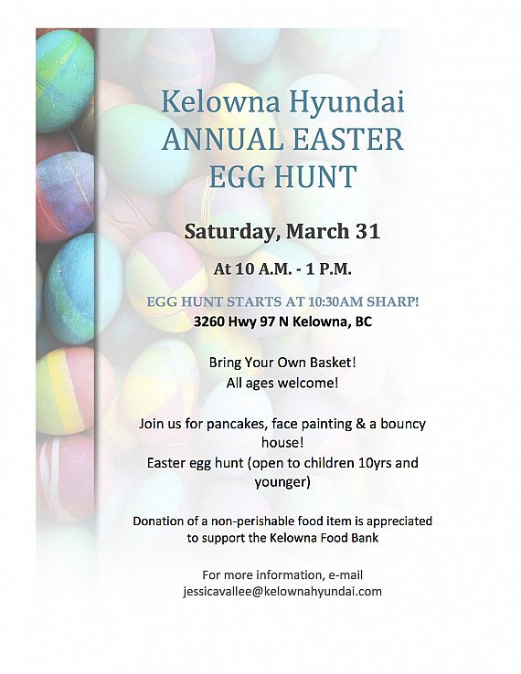 Easter egg hunts delight area children, families