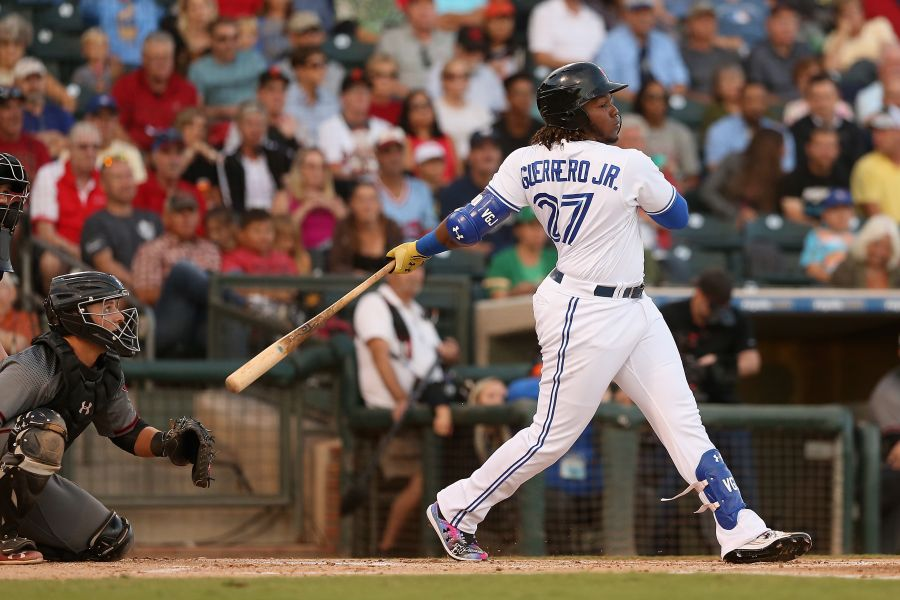 Jays 'awfully close' to calling up Vlad Jr., but won't happen Tuesday