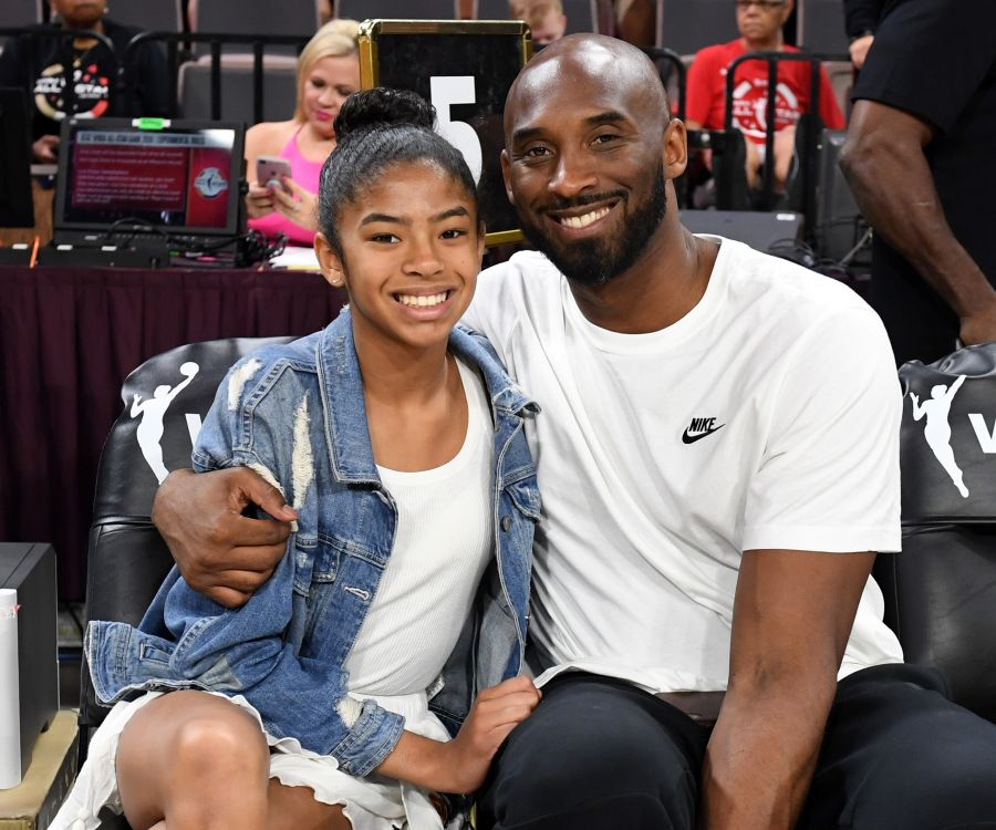 Gianna Bryant & Her Basketball Superstar Dad Kobe Die in Helicopter Crash
