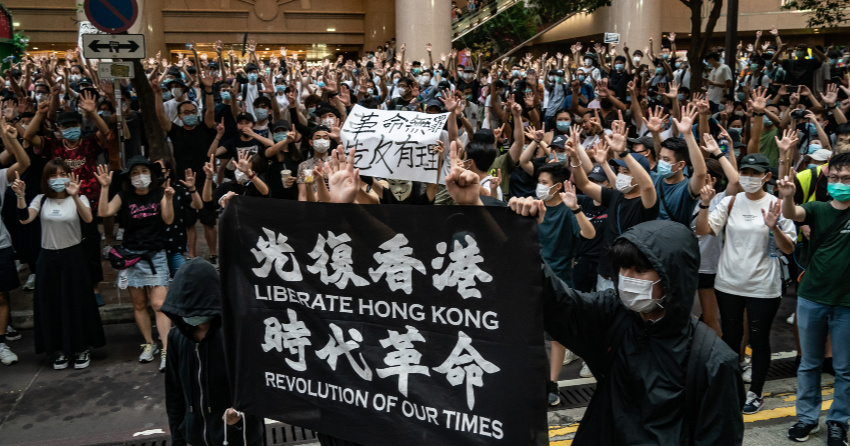 How the world reacted to China's national security law for Hong Kong