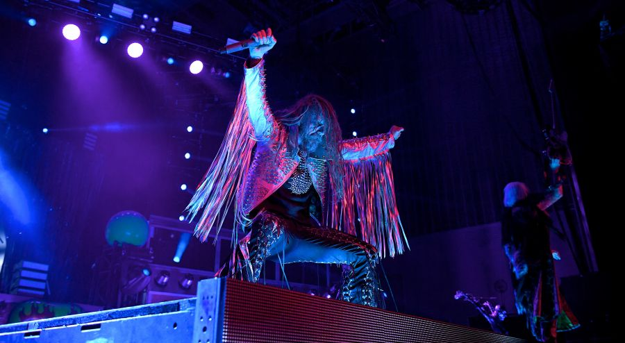 <who>Photo Credit: Getty Images</who>Rob Zombie