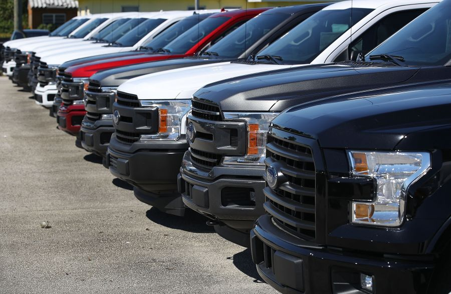 Million Ford Trucks Recalled Due To Reported Seat Belt Fires