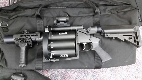 Missing non-lethal grenade launcher, ammunition found: RCMP