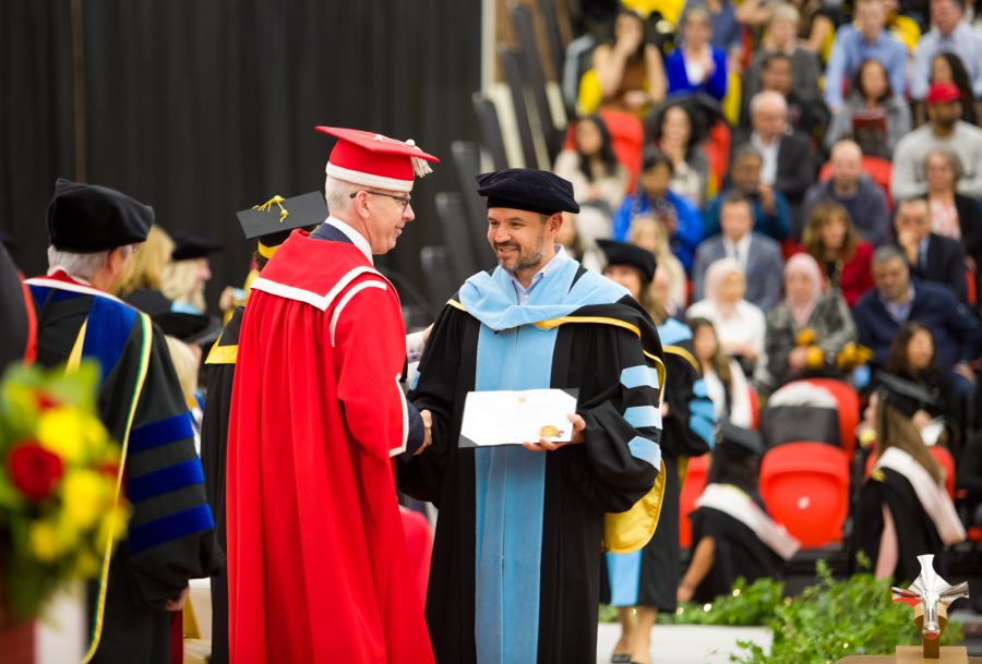 Education specialist becomes first member of Westbank First Nation to earn doctoral degree