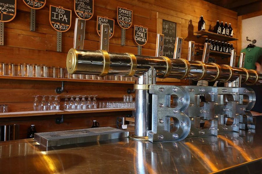 <who>Photo Credit: Facebook Highway 97 Brewing Company </who>Highway 97 Brewery is one of the several local craft breweries raved about in an article on the BC Ale Trail website. There's also an impressive two-minute YouTube video about the city's burgeoning craft beer industry.