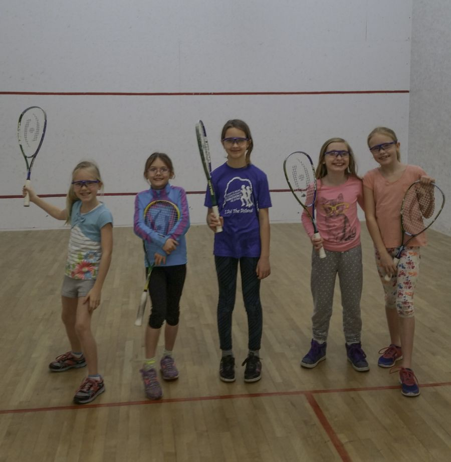 <who>Photo Credit: Contributed </who>A successful junior program is running out of the Lakeshore Racquets Club in Summerland the past three years. A membership drive is on to get more adults into squash.