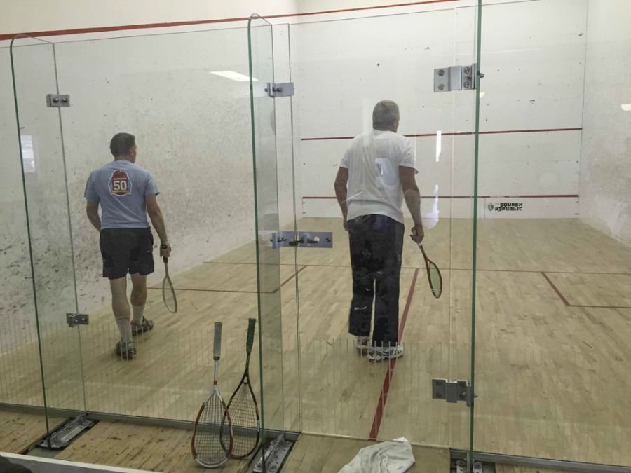 <who>Photo Credit: Contributed </who>The Lakeshore Racquets Club in Summerland is hoping to attract new squash players to the facility that features three squash courts at its facility on Lakeshore Drive in Summerland.