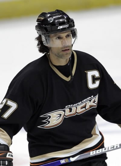 who Photo Credit  Facebook Scott Niedermayer   who Legendary NHL defenceman 3c0edcb10
