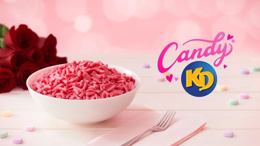 Kraft Making Pink Colored Mac & Cheese For Valentine's Day | WiLD 94.9