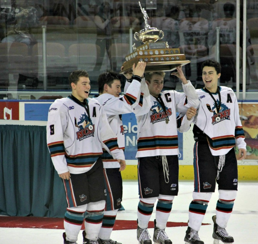 Kelowna midget hockey tournament are
