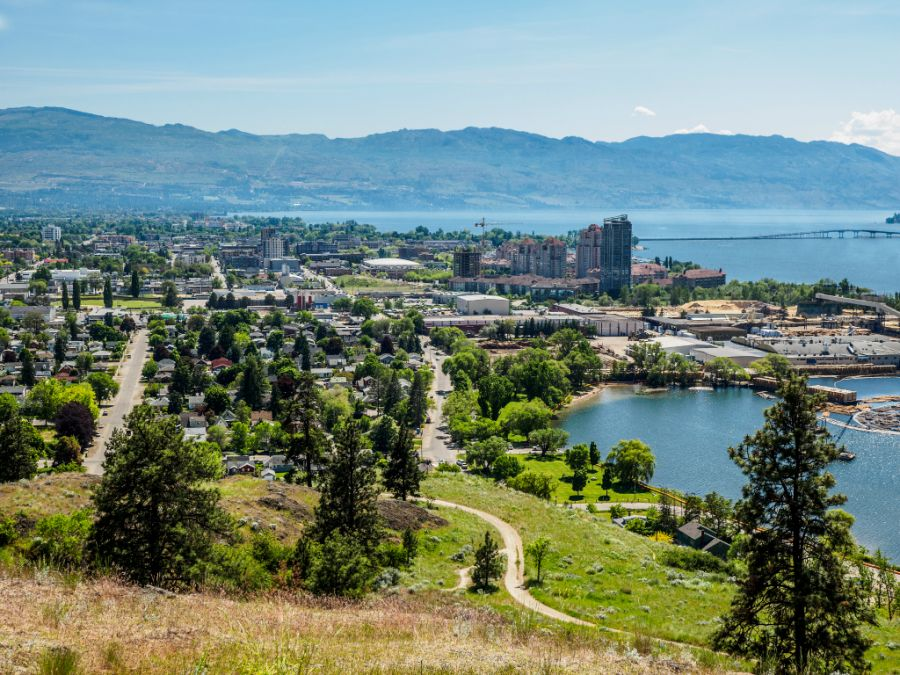 Two Okanagan destinations named among the best lake towns in North America